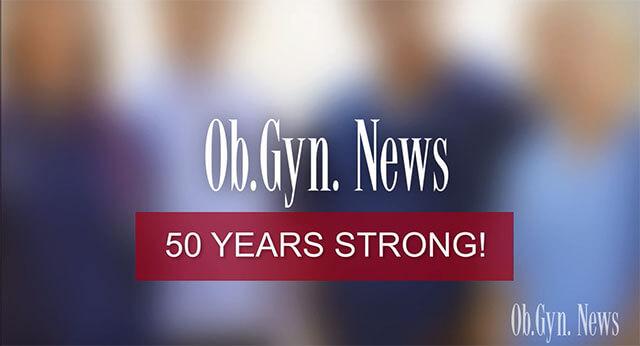 Ob.Gyn. News