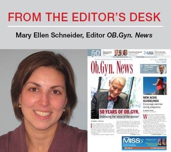 Ob.Gyn.News Celebrates its 50th!