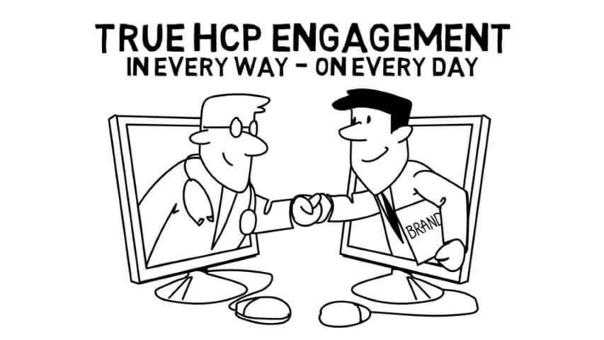 True HCP Engagement