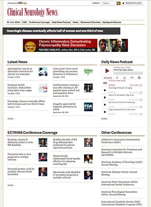 Clinical Neurology News®