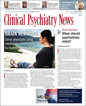 Clinical Psychiatry News®