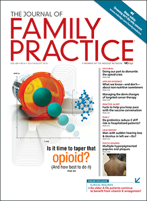 The Journal of Family Practice®