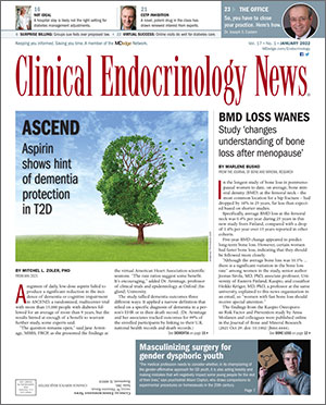 Clinical Endocrinology News®