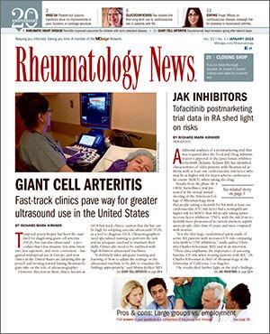 Rheumatology News®