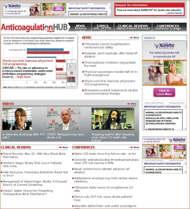 AnticoagulationHub