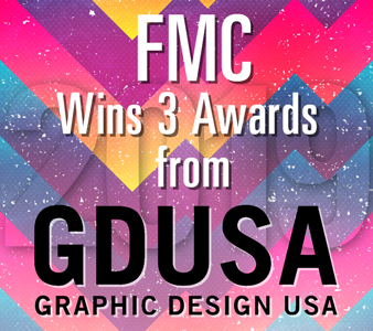 GDUSA Recognizes FMC for Creative Excellence - Frontline
