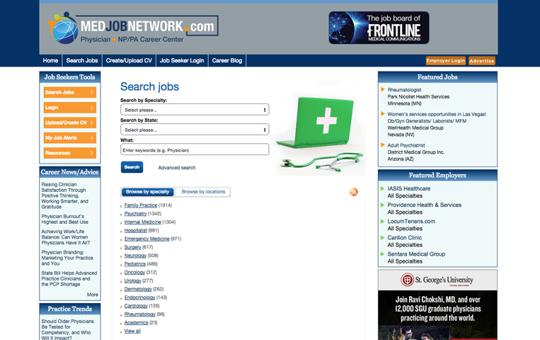 medjobnetwork-screenshot